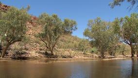 MacDonnell pasma, Australijski odludzie zbiory