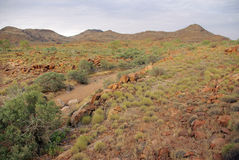 MacDonnell Range, Australia Royalty Free Stock Photos