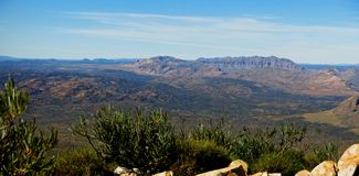 MacDonnell Ranges National Park, Nothern Territory, Australia Royalty Free Stock Image