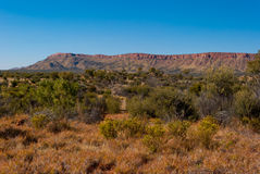 MacDonnell Ranges, Northern Territory Stock Image