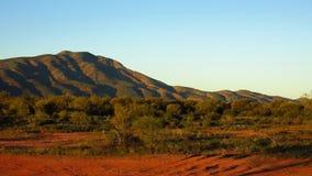 MacDonnell varia parque nacional, Território do Norte, Austrália Foto de Stock Royalty Free