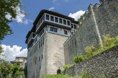 Macedônia - St John Monastery, monastério de Mavrovo - de Bigorski foto de stock