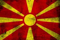 macedonia vektor illustrationer