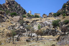 Macedonia, ex Yugoslav republic. South Europe. Fortress of king Marco Stock Photo