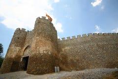 Macedonia, ex Yugoslav republic. South Europe. Fortress of tzar Samuel Stock Images