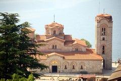 Macedonia, ex Yugoslav republic. South Europe. Old Orthodox church Royalty Free Stock Photos