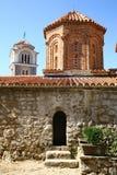 Macedonia, ex Yugoslav republic. South Europe. Old Orthodox church Royalty Free Stock Images