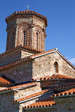 Macedonia, ex Yugoslav republic. South Europe. Old Orthodox church Stock Photos
