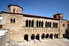 Macedonia, ex Yugoslav republic. South Europe. Old Orthodox church Stock Image