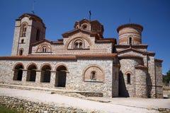 Macedonia, ex Yugoslav republic. South Europe. Old Orthodox church Royalty Free Stock Photography