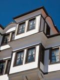 Macedonia House royalty free stock image