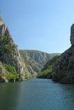 Macedonia, Matka Canyon Stock Photo