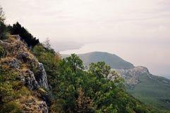 Macedonia nature. Beautiful Macedonia landscape Royalty Free Stock Photo