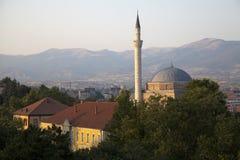 Macedonia. A nice view from Skopje, the capital of Macedonia Stock Photo