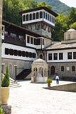 Macedonia, Sv. Jovan Bigorski - Monastery Stock Photos