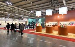 Macef 2013, exposición casera internacional de la demostración Foto de archivo