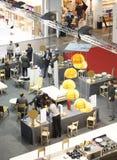 Macef 2013, exposición casera internacional de la demostración Fotografía de archivo