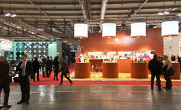 Macef 2013, International Home Show Exhibition Stock Photo