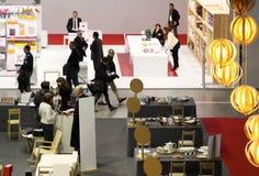 Macef 2013, International Home Show Exhibition Stock Photo