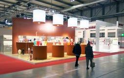 Macef 2013, internationale Hauptshow-Ausstellung Lizenzfreies Stockbild