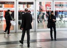Macef 2013, internationale Hauptshow-Ausstellung Stockbilder