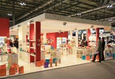 Macef, exposição Home internacional 2011 da mostra Fotos de Stock Royalty Free