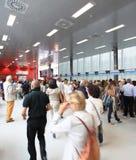 Macef, exposição Home internacional 2011 da mostra Imagem de Stock