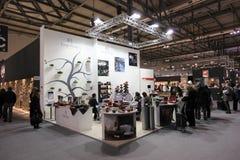 Macef, exposición casera internacional 2011 de la demostración Fotos de archivo libres de regalías