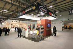 Macef, exposición casera internacional 2011 de la demostración Imágenes de archivo libres de regalías