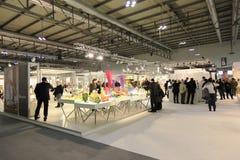 Macef, exposição Home internacional 2011 da mostra Imagem de Stock Royalty Free