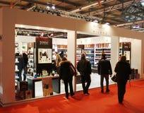 Macef, exposition à la maison internationale 2010 d'exposition Photographie stock libre de droits