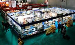 Macef, exposition à la maison internationale 2010 d'exposition Photo stock