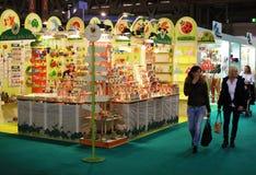 Macef, exposition à la maison internationale 2010 d'exposition Image stock