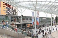 Macef, exposition à la maison internationale 2011 d'exposition Photo libre de droits