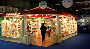 Macef, International Home Show Exhibition 2010 Stock Photos