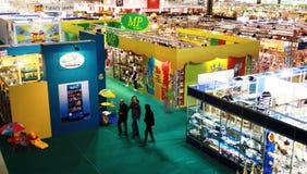 Macef, internationale Haupterscheinen-Ausstellung 2010 lizenzfreie stockfotografie