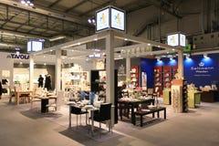 Macef, mostra domestica internazionale 2011 di esposizione Immagini Stock Libere da Diritti