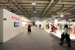 Macef, mostra domestica internazionale 2011 di esposizione Fotografie Stock Libere da Diritti