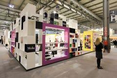 Macef, mostra domestica internazionale 2011 di esposizione Fotografia Stock
