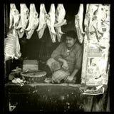 Macellaio Bangladesh Fotografie Stock Libere da Diritti