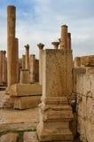 Macellum, Jerash Stock Photo