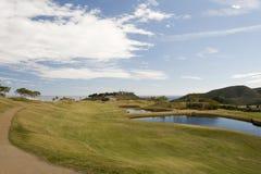 Macenas Golf Course Royalty Free Stock Photos