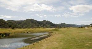 Macenas Golf Course Stock Photo