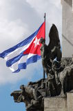 Maceo Monument detail, Havana Royalty Free Stock Photo