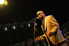 Maceo Parker stockbild