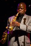 Maceo Parker in Concert at Triple Door Royalty Free Stock Photo