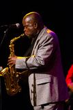 Maceo Parker in Concert at Triple Door Stock Image