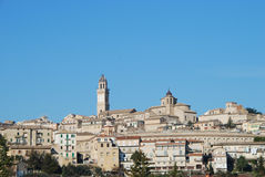 Macerata Royalty Free Stock Images