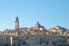Macerata Royalty Free Stock Photography