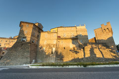 Macerata (Marches, Italy) Stock Photography